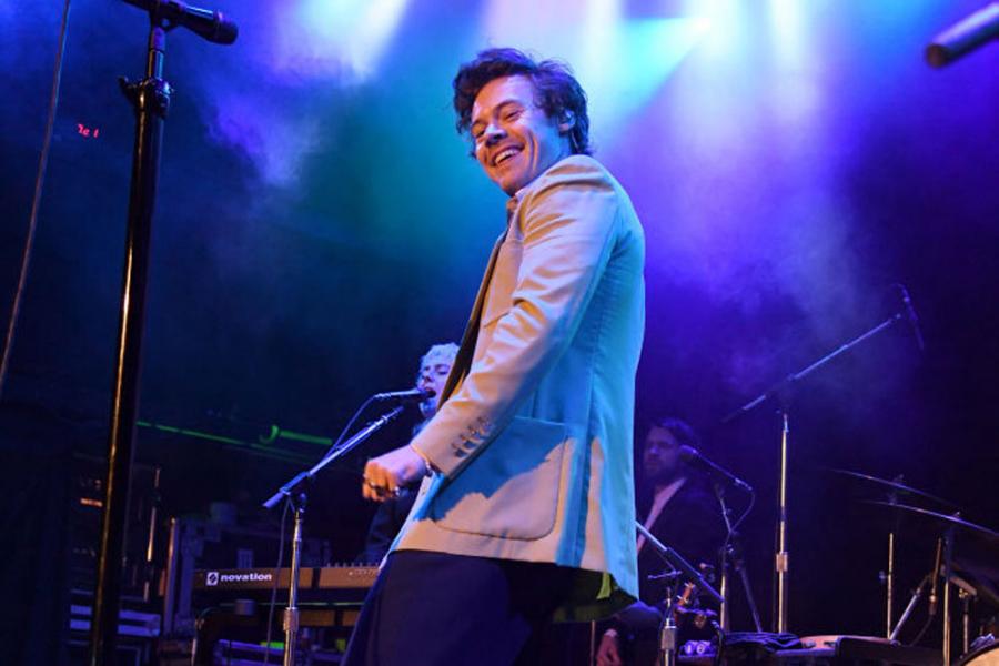 Harry Styles concert