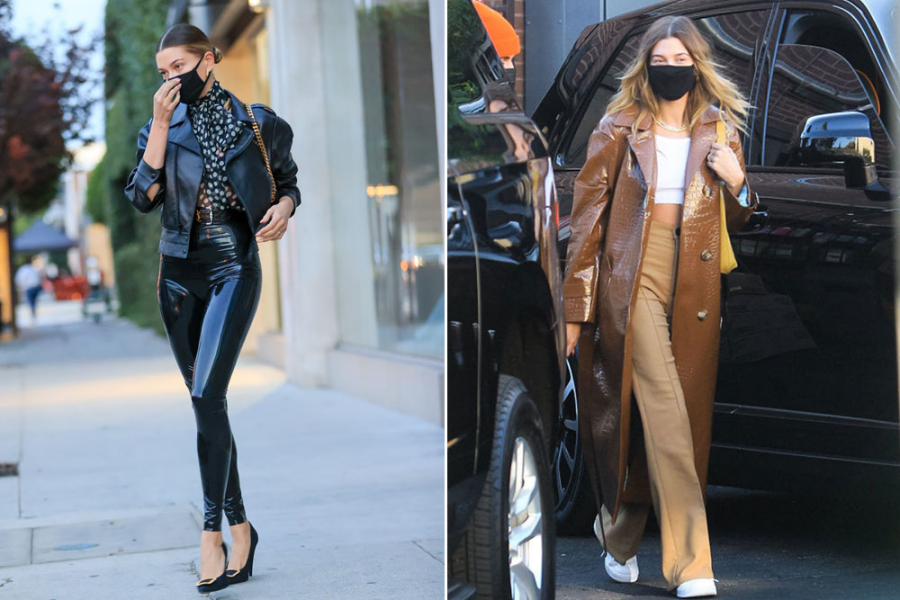 outfits hailey bieber