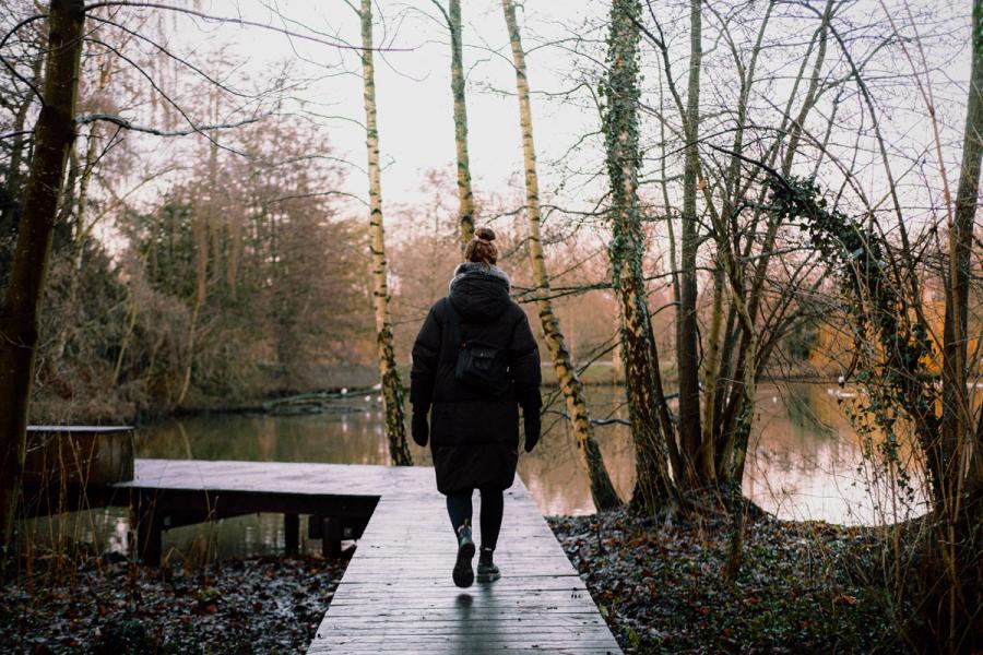 wandelingen Instagram