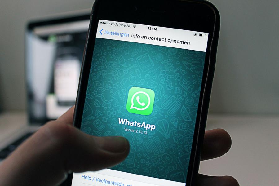 whatsapp nieuwe voorwaarden