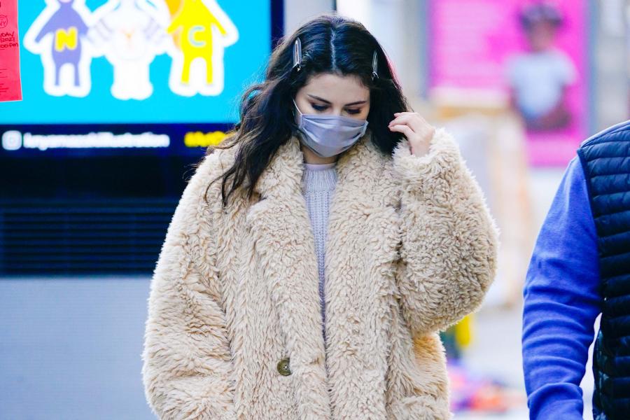 Outfit Selena Gomez