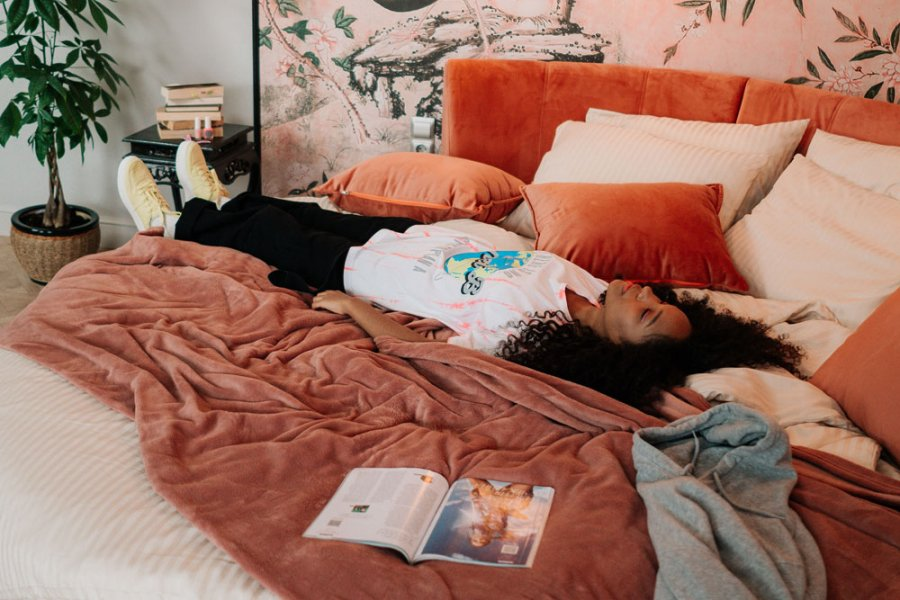 slaapkamer delen
