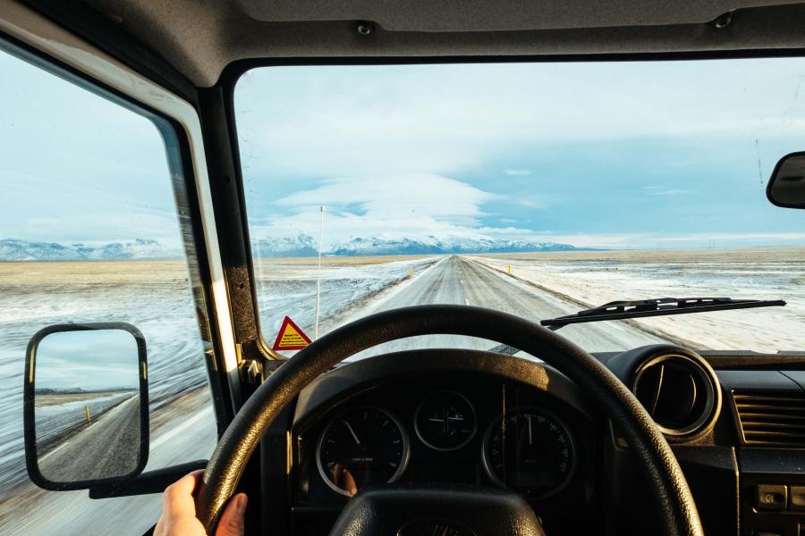 virtuele roadtrip