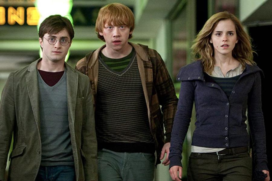 Harry Potter tentoonstelling