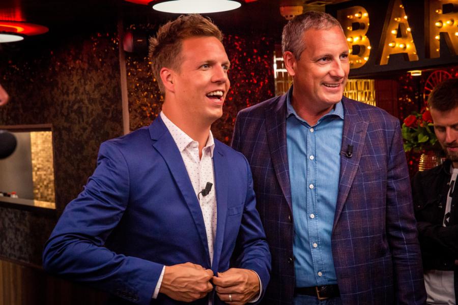 James Cooke en Gert Verhulst nieuwe show