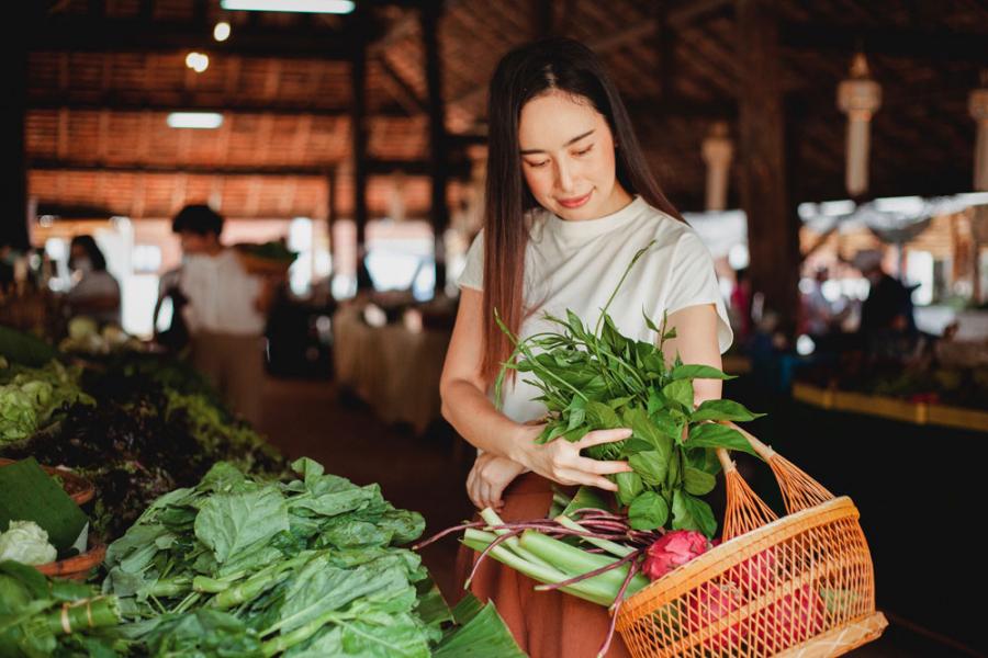 meer plantaardig eten