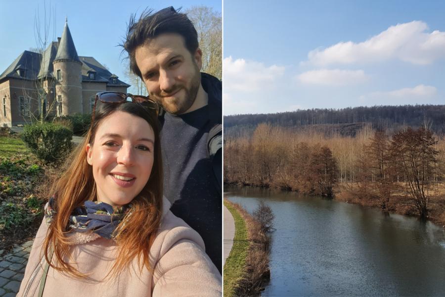 romantisch overnachten Montigny-le-Tilleul