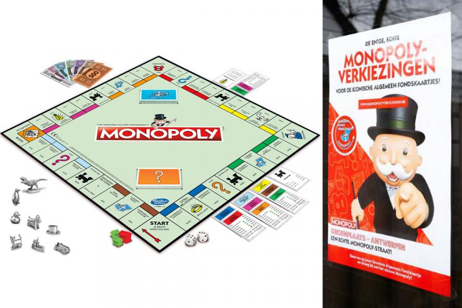 monopoly verkiezingen