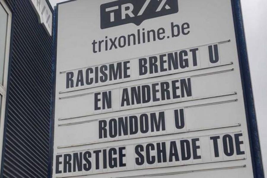 dag tegen racisme en discriminatie