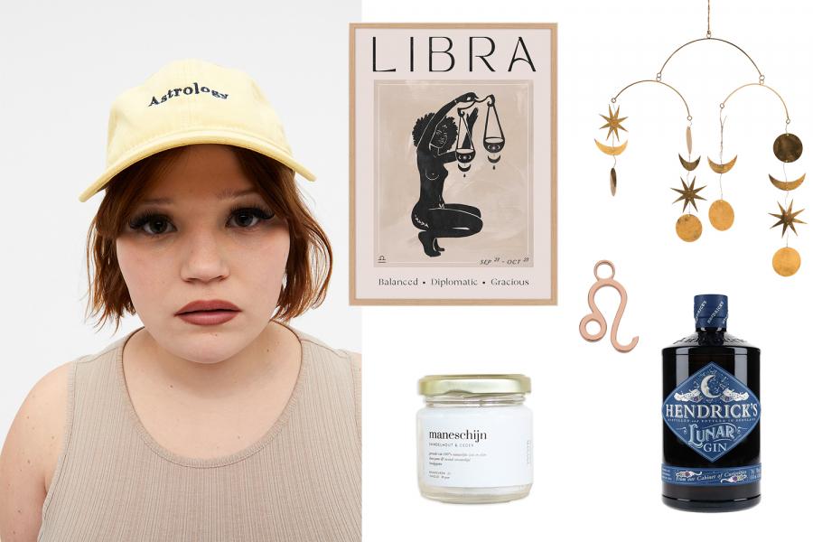Shopping Dag van de Astrologie