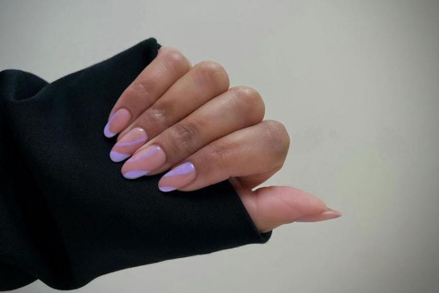 swirls nagels