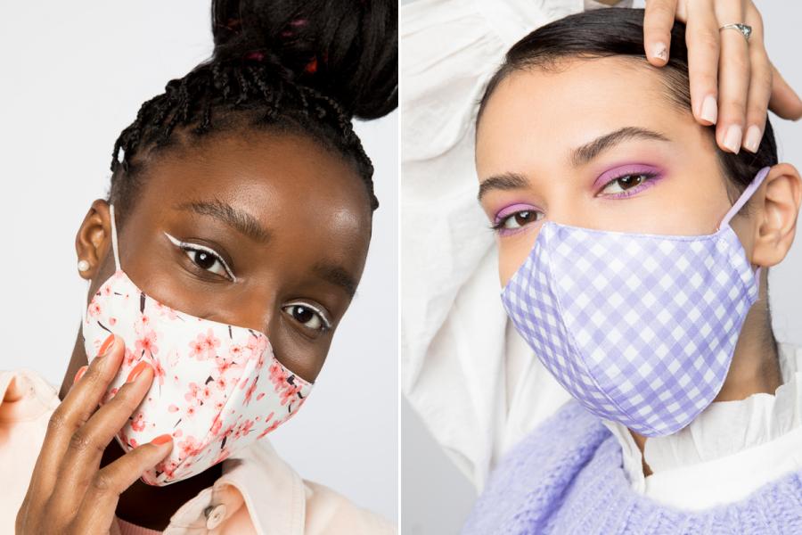 mondmasker makeup