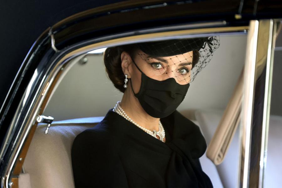 Kate Middleton ketting