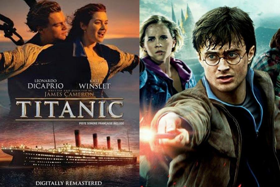Harry Potter & Titanic