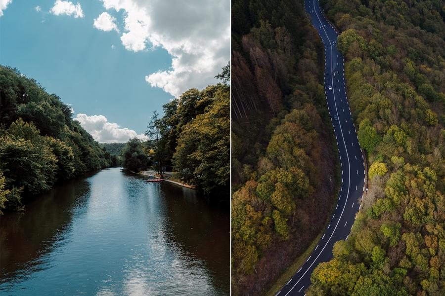 roadtrip Ardennen