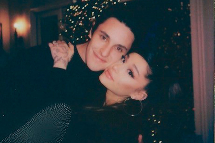 Ariana Grande getrouwd