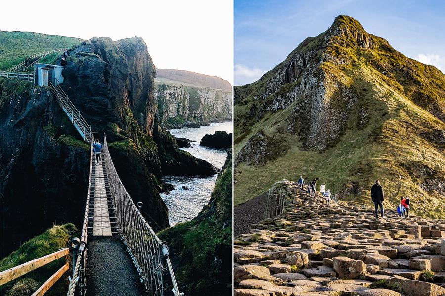 Roadtrip Noord-Ierland