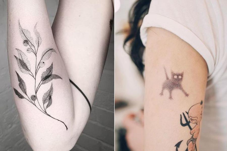 dot work-tattoos