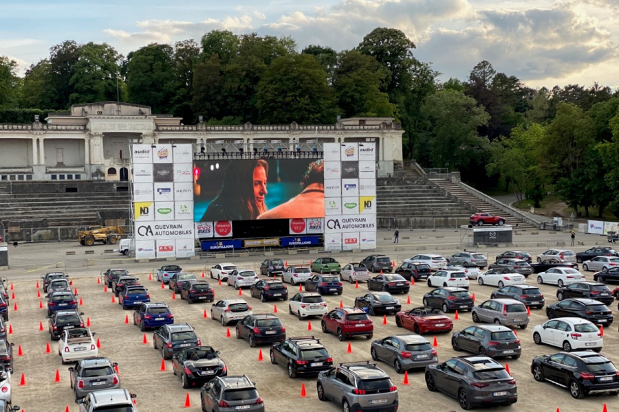 @cinéma drive-in Namur