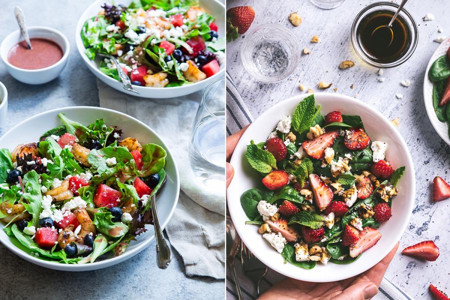 recepten salade