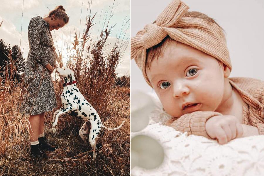 Babybrabbels Billie