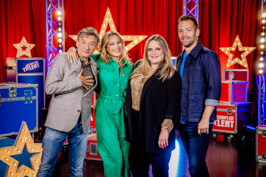 Ruth Beeckmans Belgium's Got Talent