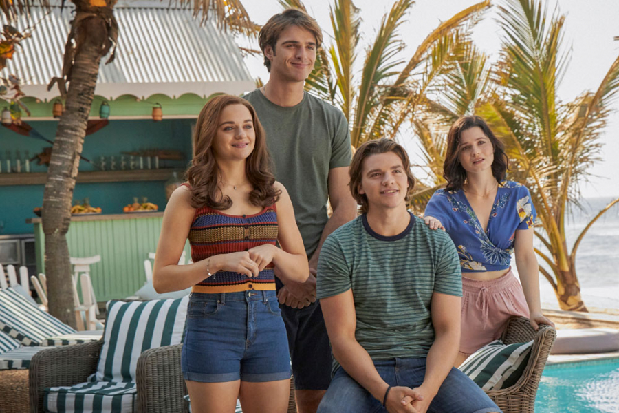 trailer the kissing booth 3