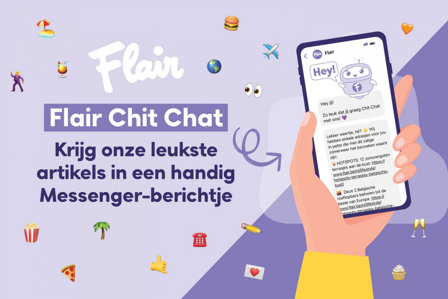 Flair Chit Chat