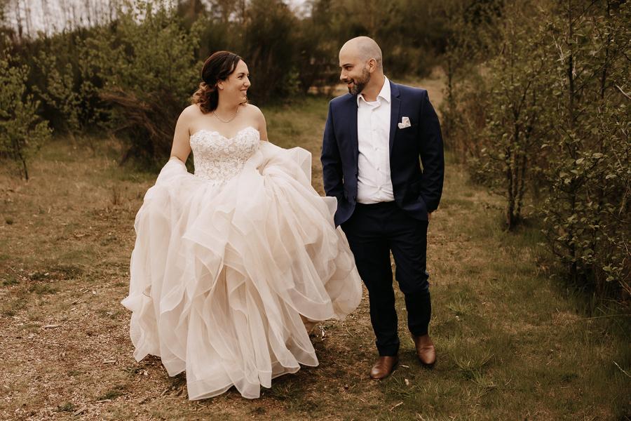 #WeddingWednesday Vanessa en Pascal