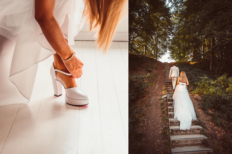 #WeddingWednesday Evelien en Michiel