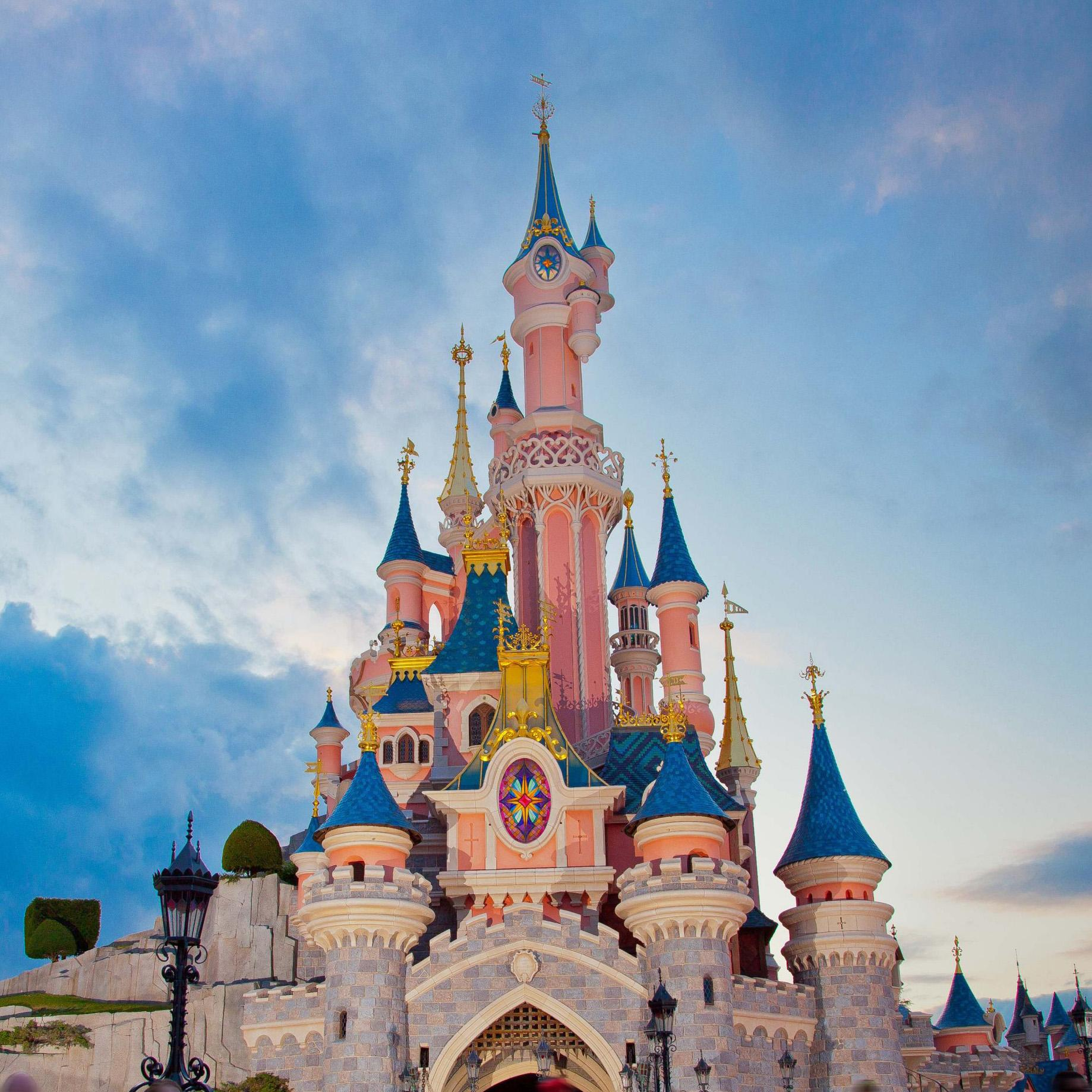 disney kasteel prinses assepoester disneyland flair be