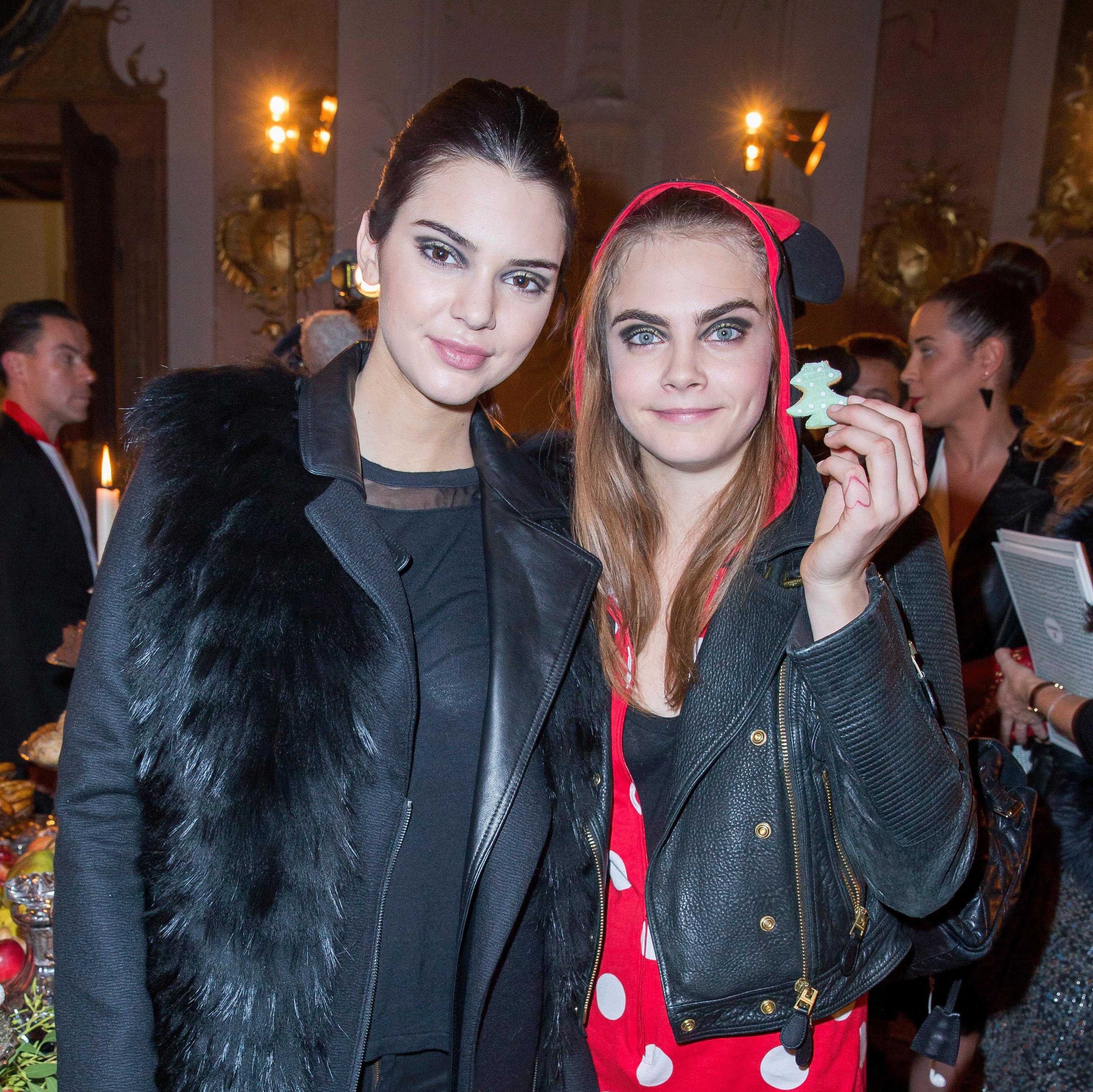 Cara and Kendall   Cara delevingne style, Cara delevingne