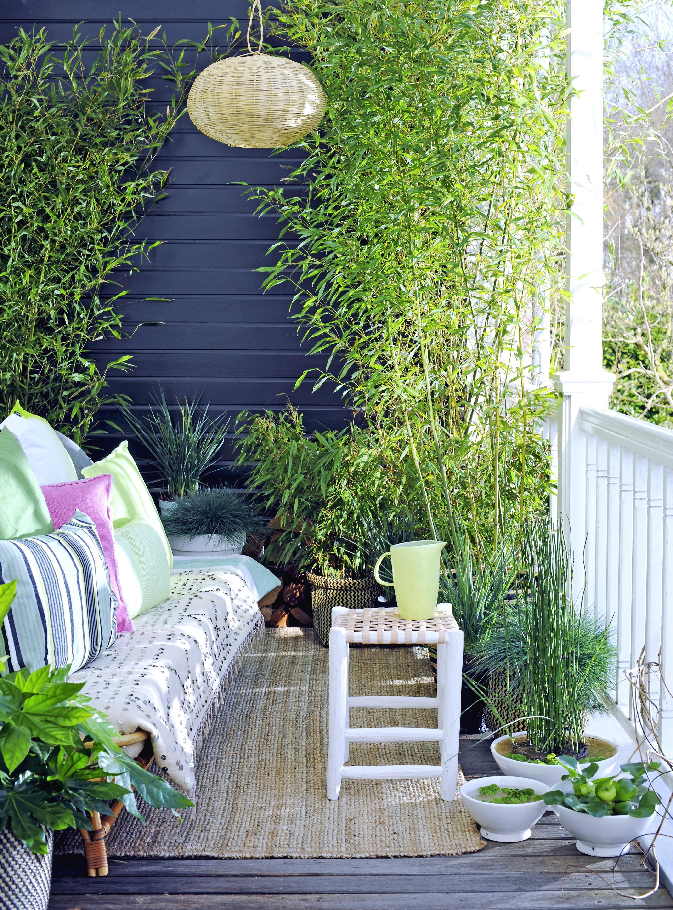 Plantes Aromatiques Sur Terrasse 9 conseils pour un balcon qui en jette - femmes d'aujourd'hui