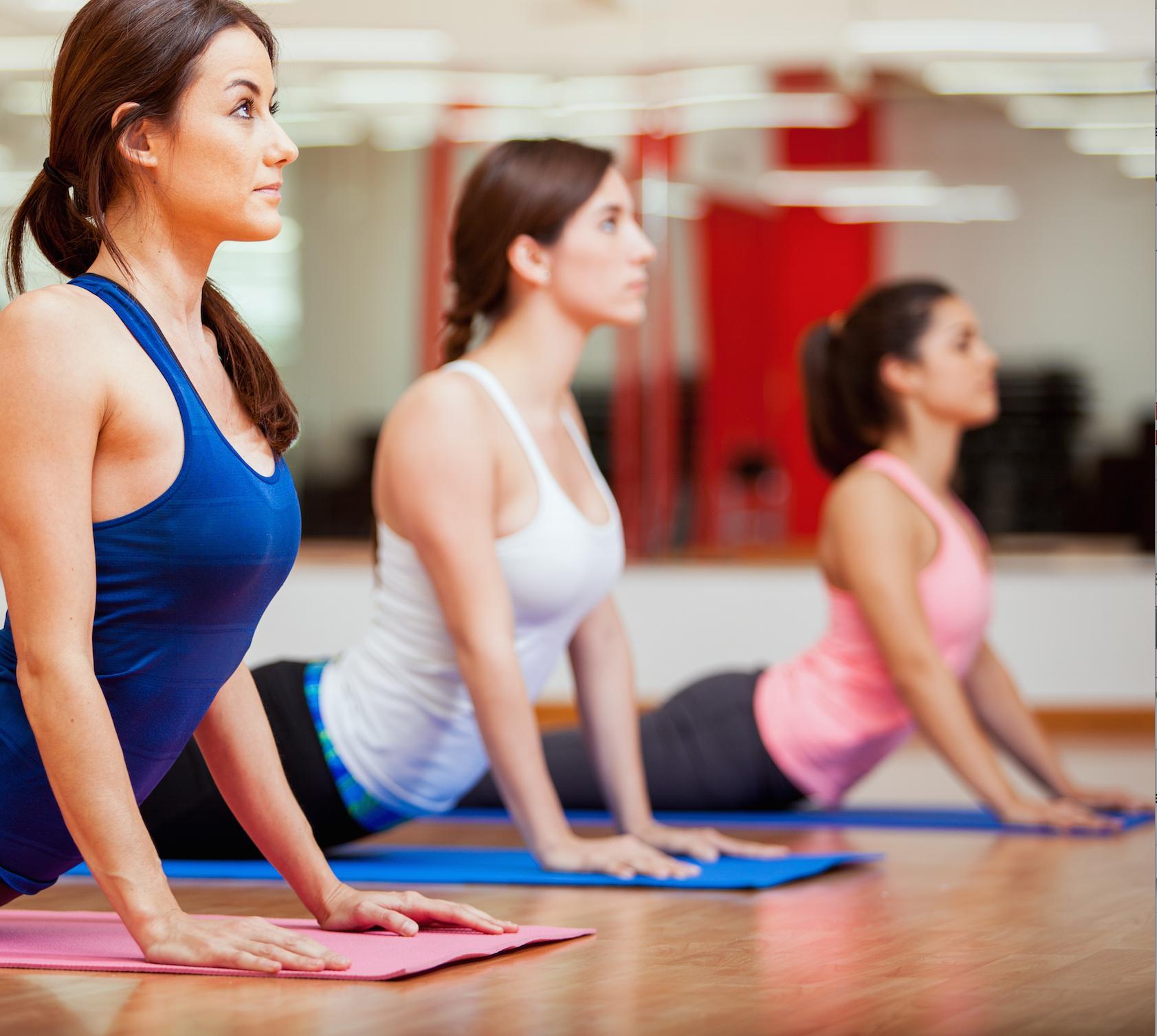Aménager Une Salle De Yoga du yoga, oui, mais lequel pour moi? - femmes d'aujourd'hui