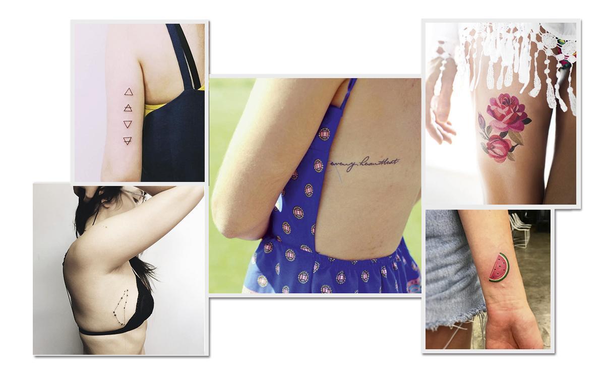 Test Quel Tatouage Est Fait Pour Vous
