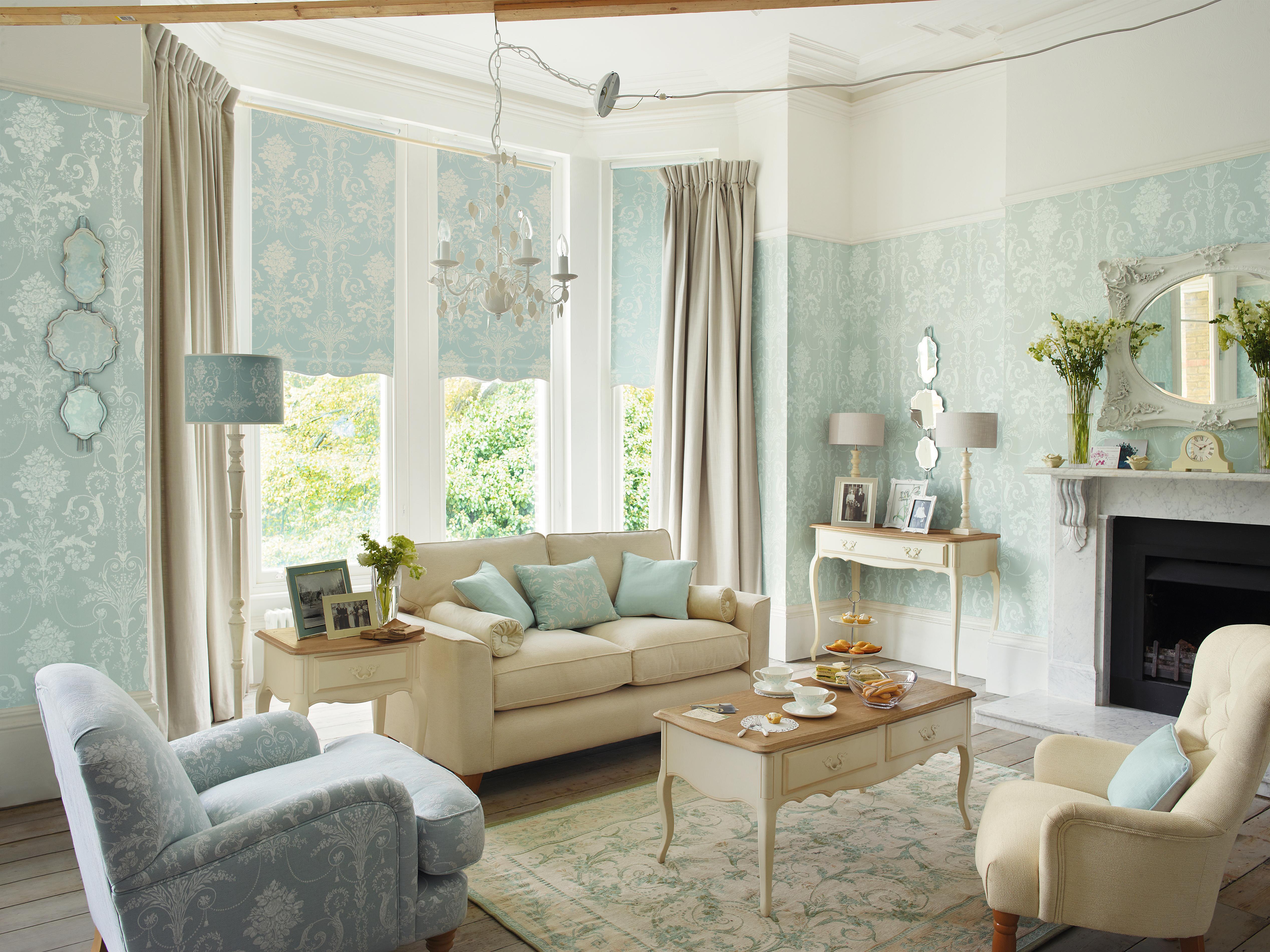 d co style cottage anglais femmes d 39 aujourd 39 hui. Black Bedroom Furniture Sets. Home Design Ideas