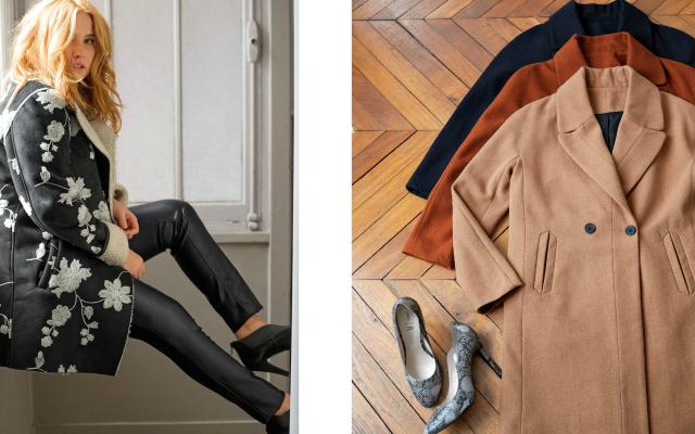 crush du jour les manteaux canon et sold s de la redoute. Black Bedroom Furniture Sets. Home Design Ideas