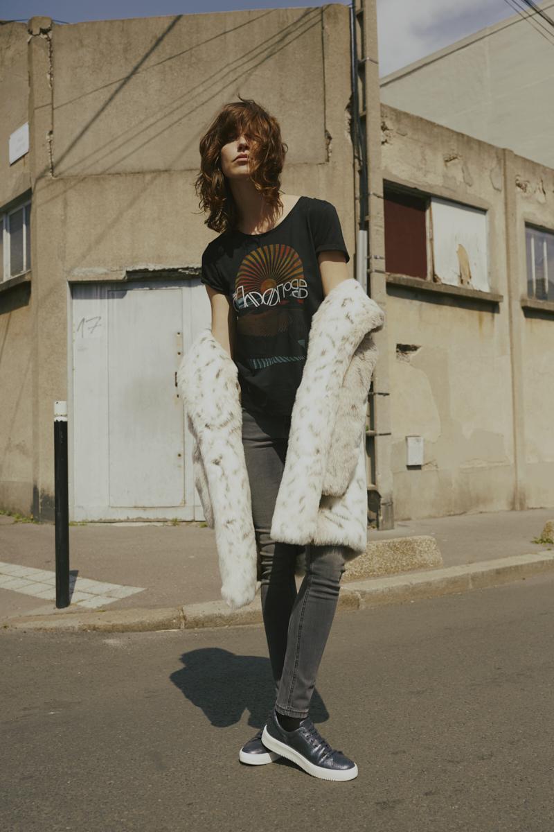 Mode: IKKS s'offre une image rock'n roll
