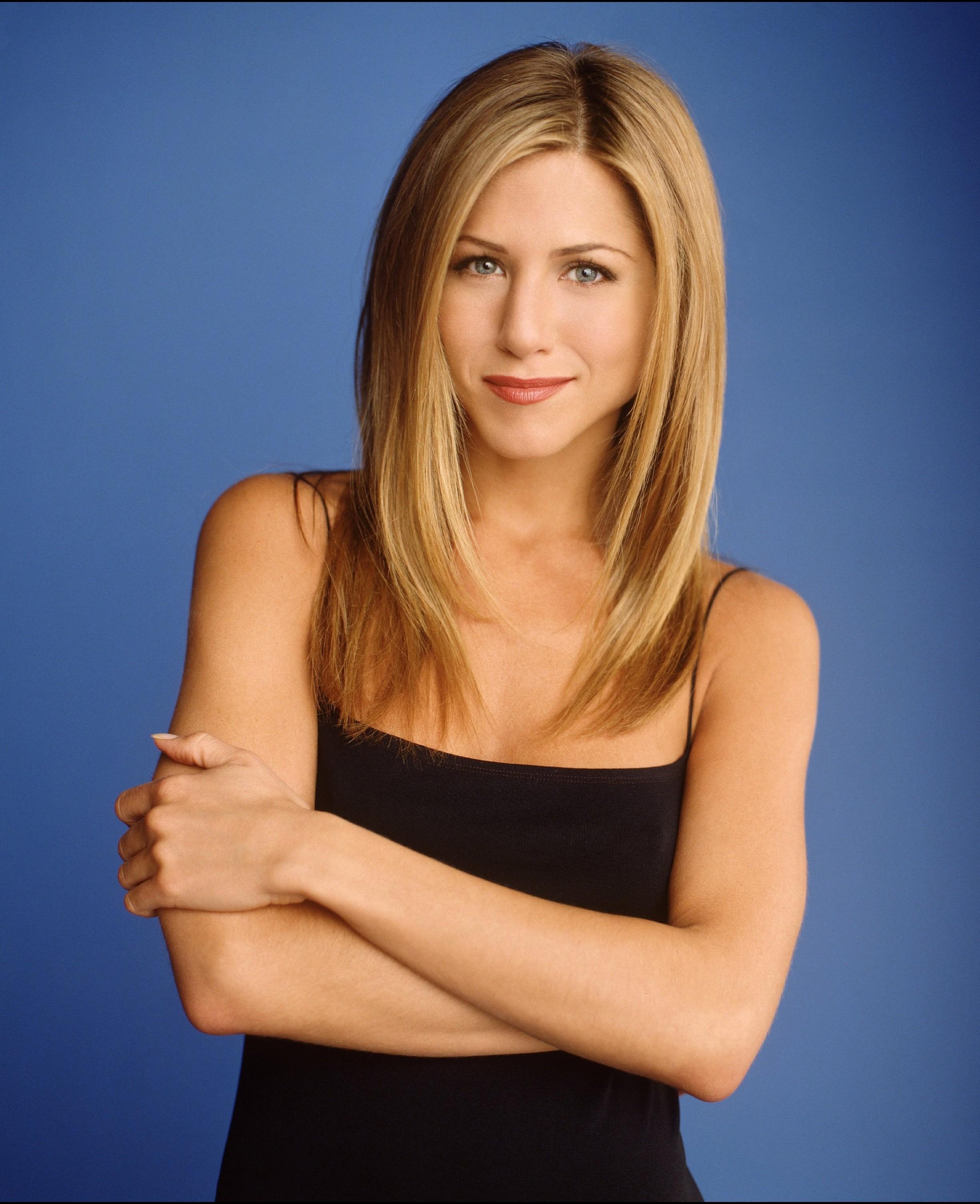 Jennifer Aniston révèle quel rouge à lèvres elle portait dans Friends