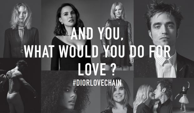 Dior Love Chain: et vous, que feriez-vous par amour?