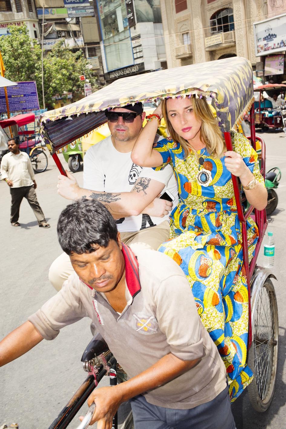 Notre Guest Inge Onsea présente les racines de la marque Essentiel, en Inde - Gael.be