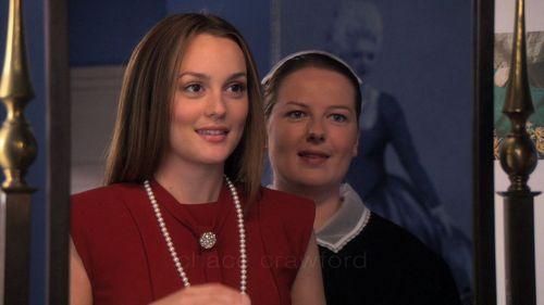 Le saviez-vous? Blair et Dorota étaient vraiment très proches dans la vraie vie!