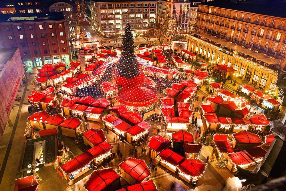 8 Van De Leukste Kerstmarkten In Europa Die Een Bezoekje Meer Dan