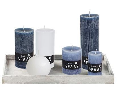 Gagnez une giftbox festive des bougies SPAAS (valeur: 90€)