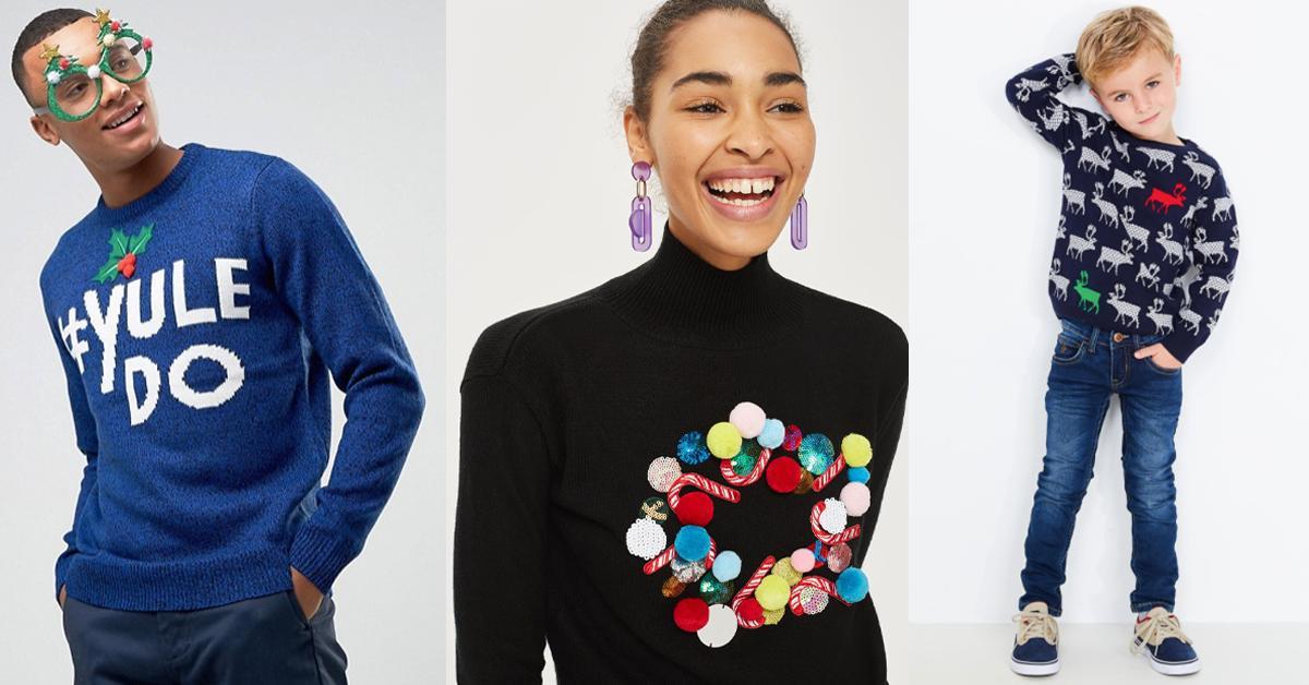 Kersttrui Gezin.Shopping De Leukste Ugly Christmas Sweaters Voor Het Hele Gezin