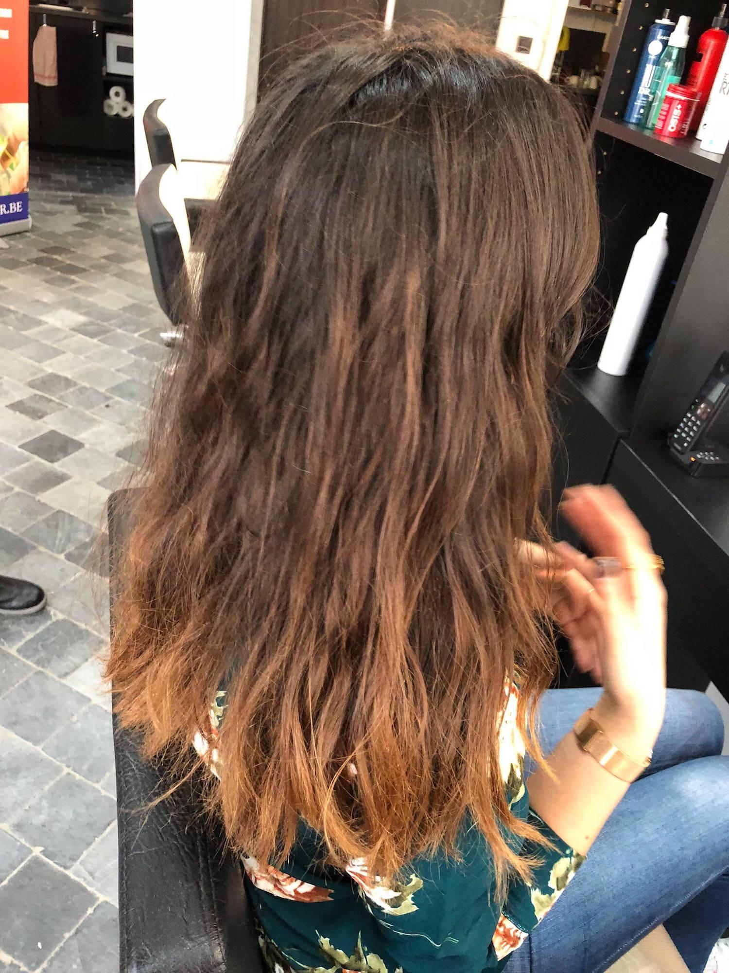 Keratine pour cheveux lissage
