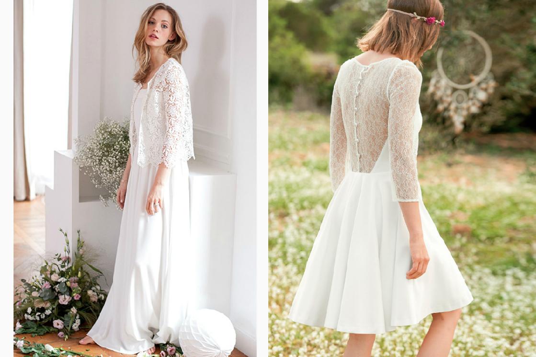Alerte: robes de mariée sublimes repérées