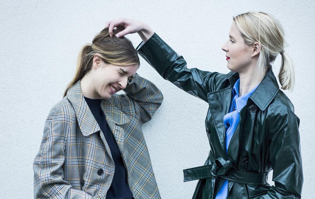 Meet our Guests: les soeurs Regout de Rue Blanche