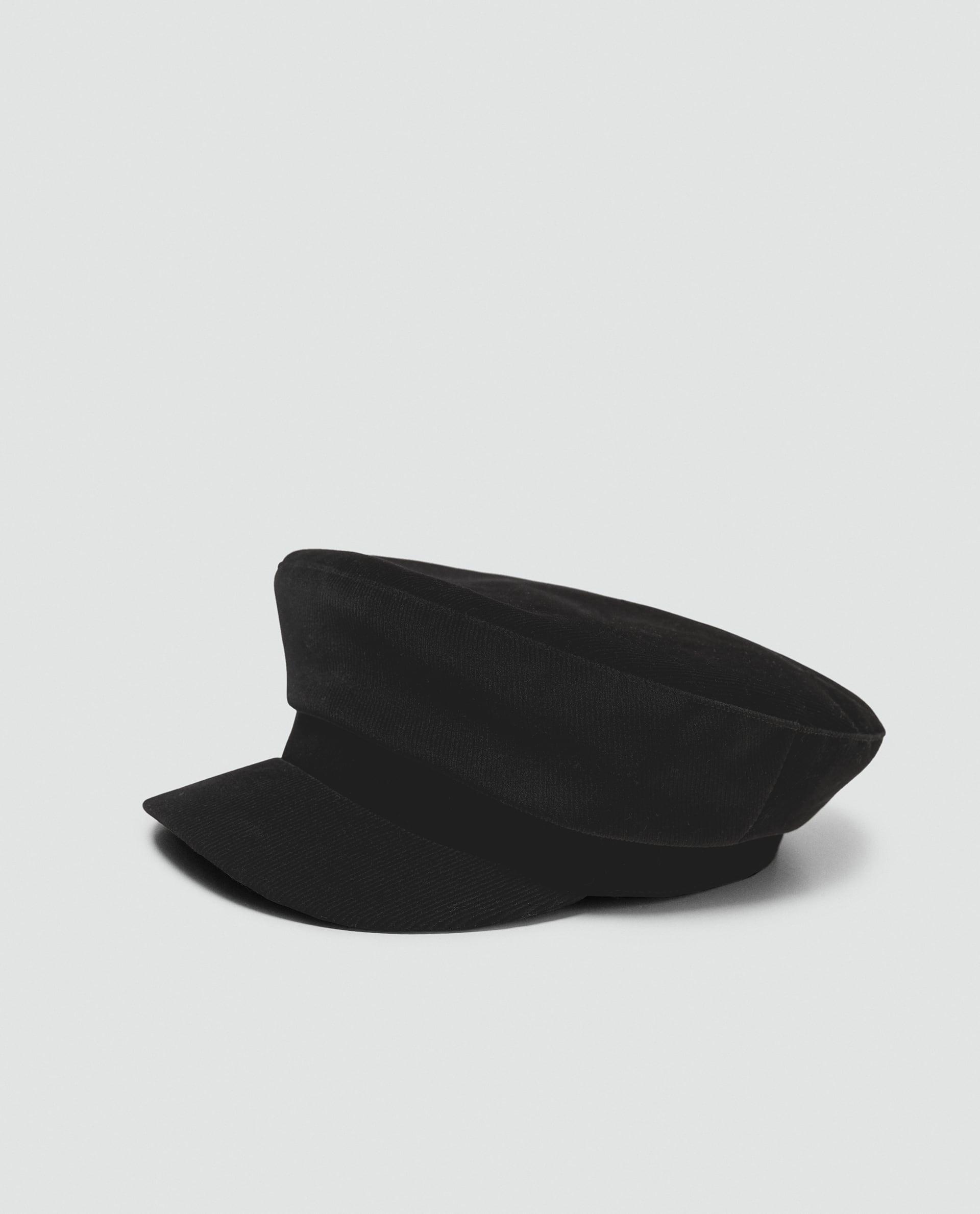 casquette femme zara