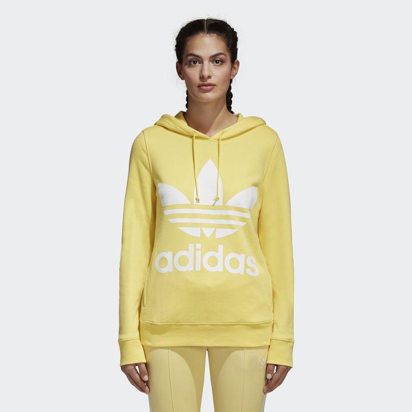 survetement adidas jaune